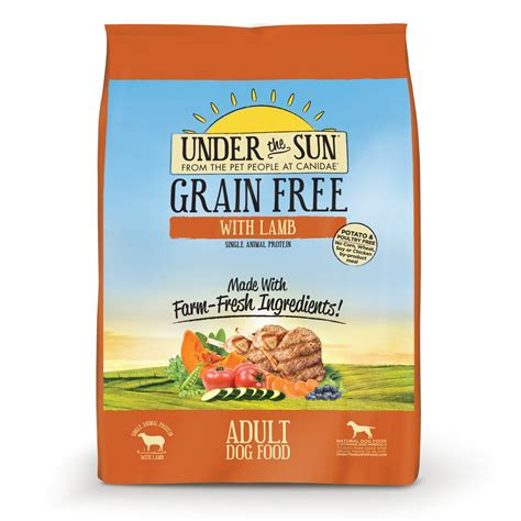 the sun puppy food the sun grain free food petco store