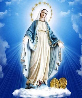 imagenes de la virgen maria la milagrosa oraci 243 n a la virgen de la medalla milagrosa foro
