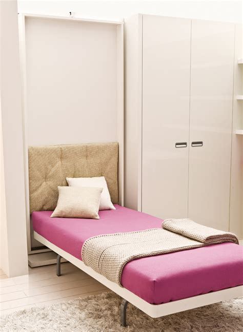 drop down bed pull down single bed lgs by clei