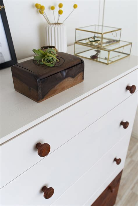 lade century restyled mid century ladekast ikea hack a cup of
