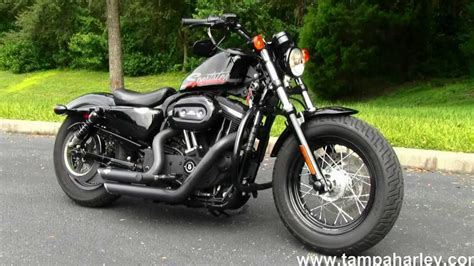 2010 Harley Davidson 48 For Sale by Used 2010 Harley Davidson Sportster Forty Eight Xl 1200x