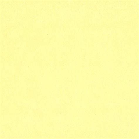 Light Yellow by Moriki Kozo Paper Pale Yellow