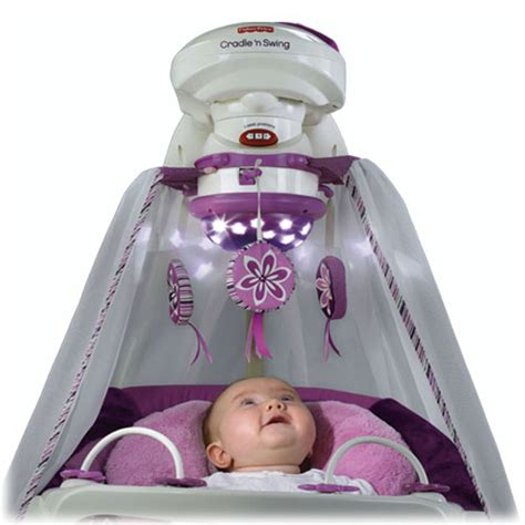 purple infant swing infant swings our top picks for baby momtrendsmomtrends