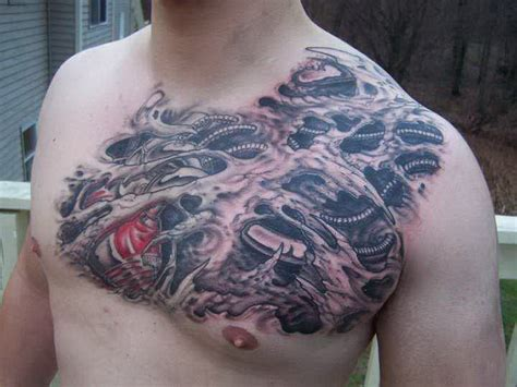cool chest tattoos 69 cool chest tattoos