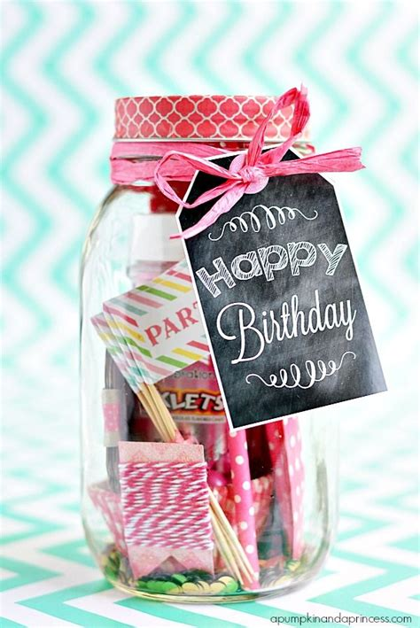 inexpensive birthday gift ideas
