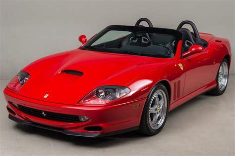 Ferrari Barchetta 550 by Do Want Ferrari 550 Barchetta