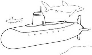 submarine coloring pages submarine coloring pages to and print for free