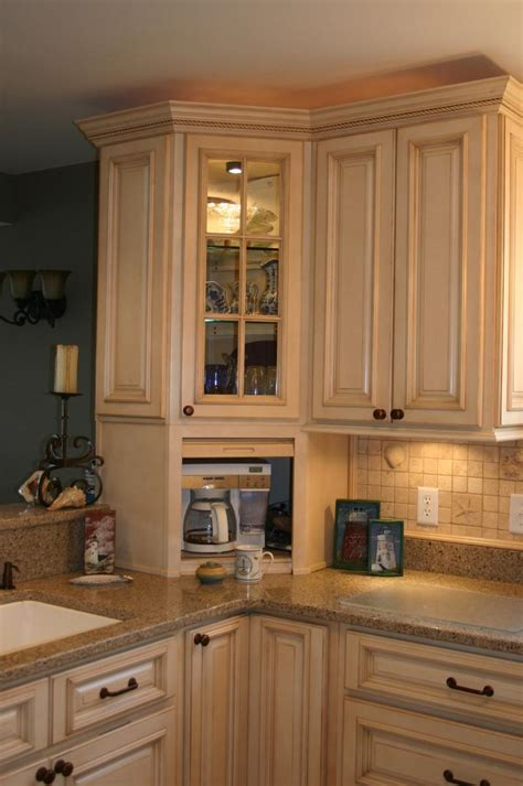 kitchen cabinet appliance garage kitchen appliance garages kitchen design photos