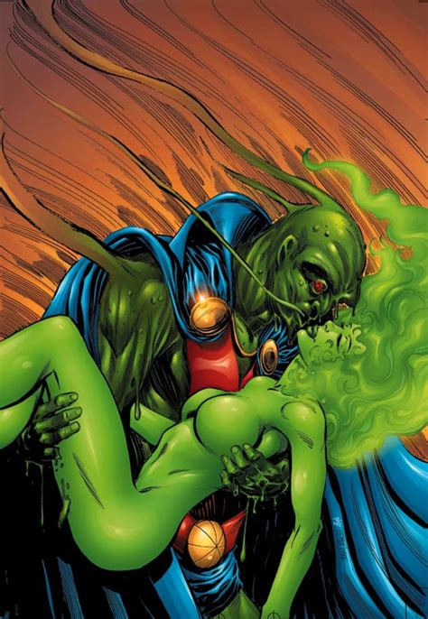 Shape Shifting by Piece Of Cape Martian Manhunter Ultimate Pickup Artist