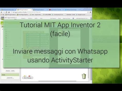 tutorial whatsapp file sender android tutorial how to send whatsapp messages with mit