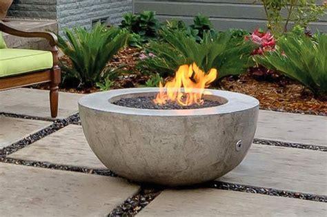 concrete bowl garden bowls