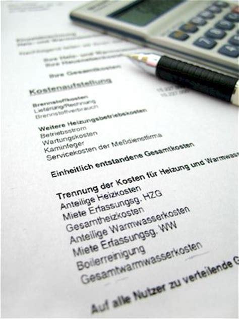 Betriebskosten Zu Hoch by Betriebskosten Keine Auskunft Bei Pauschale Mein Bau