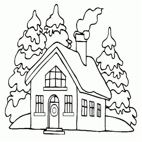 imagenes para colorear word dibujos de casas para colorear e imprimir gratis
