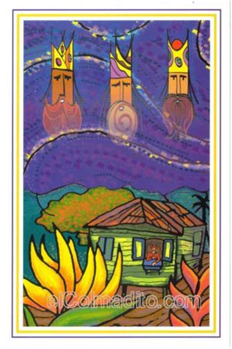 Gift Cards Puerto Rico - puerto rico art postales de navidad christmas cards from puertorican artists