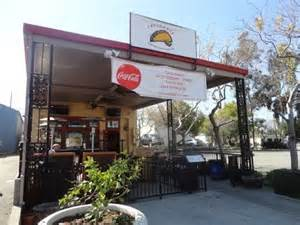 Taco Shack Lunch Review Taco Shack Redlands California