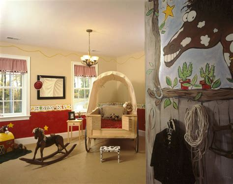 inspiring playroom design showcasing amusing mural painting on room wall ideas with