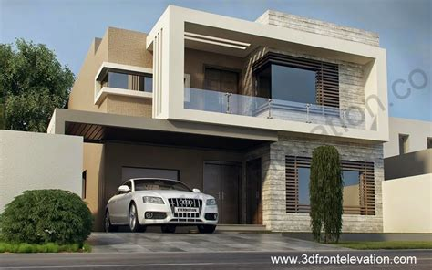 10 marla modern house plan beautiful latest pakistani 3d front elevation com 10 marla modern contemporary front