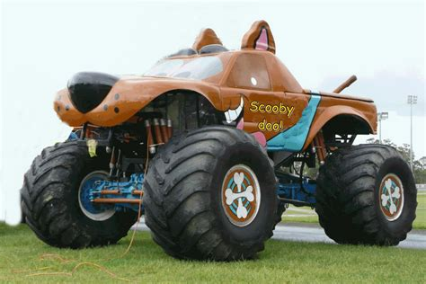 scooby doo monster truck video witty nity latest monster truck wallpapers the mighty