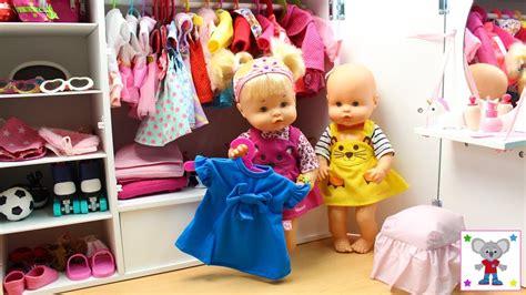 hermanitas traviesas nenuco precio como colocar la ropa y accesorios en el nuevo armario de