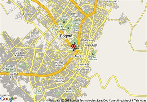 south america map bogota hotel la fontana bogota deals see hotel photos