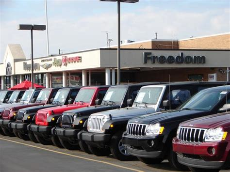 Jeep Dealer Ky Glenn S Freedom Chrysler Dodge Jeep Ram Ky
