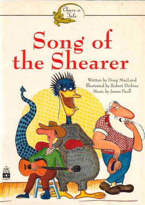song of song of the shearer rob dickins