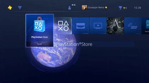 themes real clock ps4 gets awesome themes showing earth from space with real