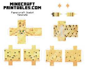 Minecraft Papercraft Templates by Minecraft Papercraft Template Printables Car Tuning