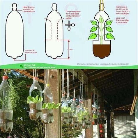 2 liter soda bottle planters c 243 mo hacer macetas con botellas de pl 225 stico recicladas