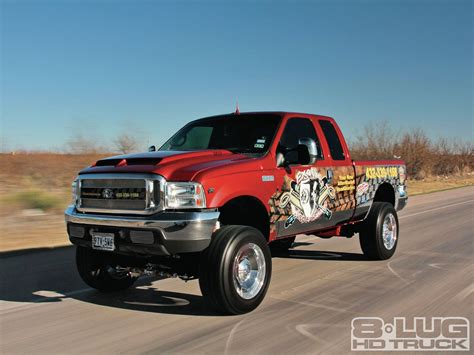 Luxury Cars And Trucks Port St by Suspensions Work Truck 2001 Ford F 250 8 Lug
