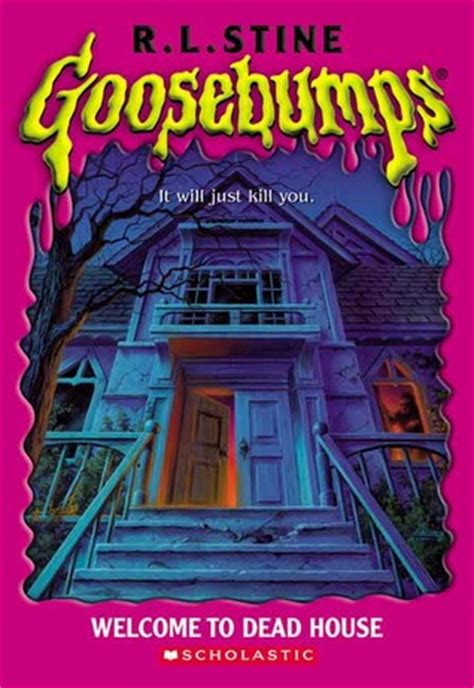 successful houses classic reprint books welcome to dead house goosebumps 1 by r l stine