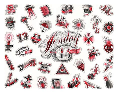 friday the 13th tattoo leo s guide to friday the 13th specials leo weekly