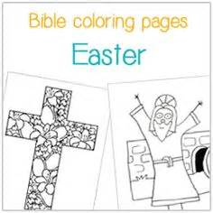 easter story coloring pages for preschoolers ultimate homeschool board on 25953 pins
