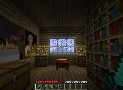 Bedroom Minecraft Minecraft Bedroom By Connerjmf On Deviantart