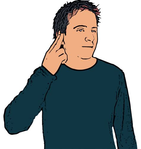 how to a deaf sign language dictionary deaf