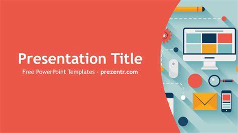 free app development powerpoint template prezentr