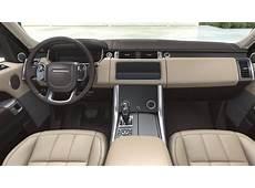 2018 SUV Models Interior