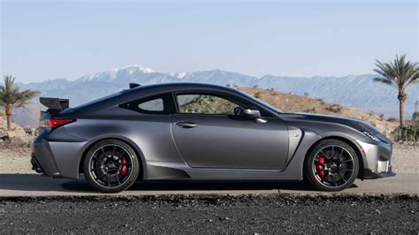 2020 Lexus Rc F Track Edition Price by 2020 Lexus Rc F Starts At 64 750 Track Edition Pricier