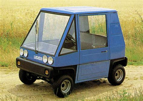 véhicules sans permis ligier & microcar ligier