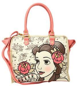 5 11 Beast Brown Leather princess handbag