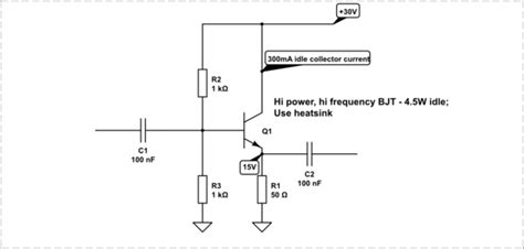 transistor lifier distortion bjt why emitter follower is so noisy and distorted in large signal electrical engineering