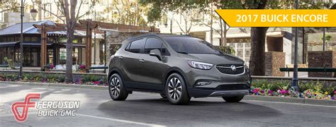 gmc buick encore 2017 buick encore available at ferguson buick gmc superstore