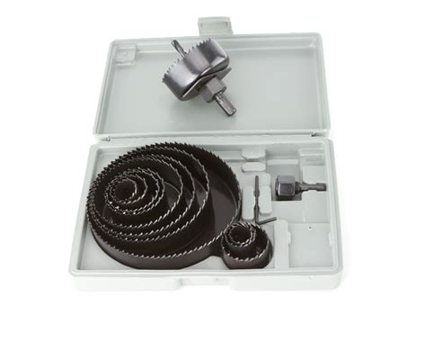 Saw Holesaw Set 16 Pcs Vitatools Diskon 16 saw set car builder solutions kit car parts and accessories