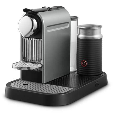 nespresso milk nespresso citiz by krups
