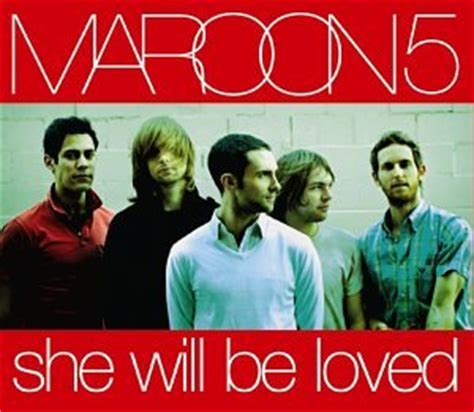Maroon 5s New Album Hits Stores Today by She Will Be Loved Cd 1 By Maroon 5 Co Uk