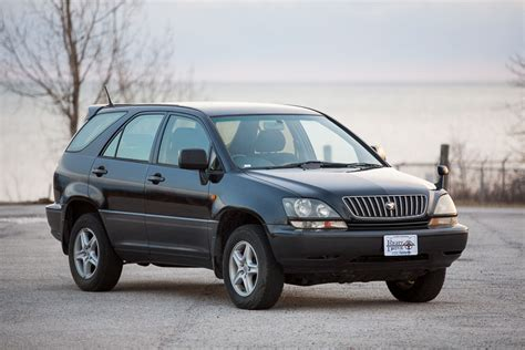 harrier lexus model 1999 toyota harrier lexus rx right drive