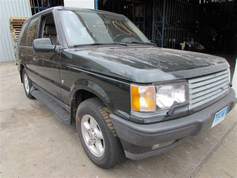 auto body repair training 1999 land rover range rover seat position control parting out 2000 land rover range rover stock 150166 tom s foreign auto parts quality