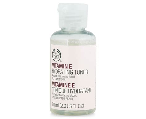 Toner Vit E The Shop catchoftheday au the shop vitamin e hydrating