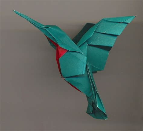Origami Hummingbird - bird origami photoshop contest 18575 pictures page 1