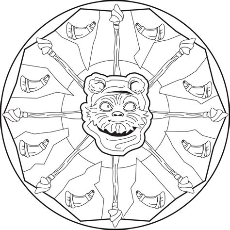 mandala coloring pages free printable pictures coloring
